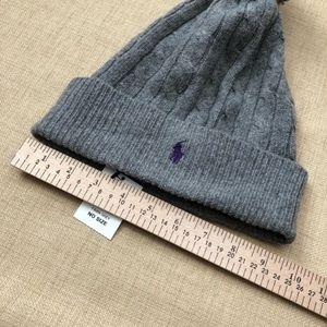 Polo by Ralph Lauren Accessories - Ralph Lauren Polo Knit Pom Beanie